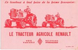 Le Tracteur Agricole RENAULT - Agriculture