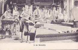 CPA - ILSENBURG - In Der Werkstätte - Dans L'atelier - Allemagne - Ilsenburg