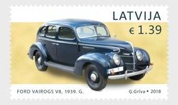 Letland / Latvia - Postfris / MNH - Oldtimers 2018 - Letland