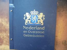 "PAYS-BAS 1852-1993 ALBUM ""DAVO"" VIDE ! TRES BON ETAT (2204) 2 KILOS 600 - Netherlands"