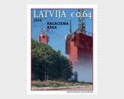 Letland / Latvia - Postfris / MNH - Vuurtoren 2018 - Letland