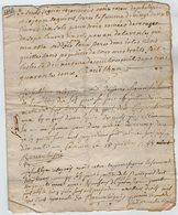 VP13.282 - LISLE 1748 - Quittance à Déchiffrer - Manuscripts