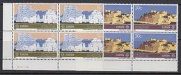Europa Cept 1983 Malta 2v  Bl Of 4 (corner) ** Mnh (41245B) - 1983