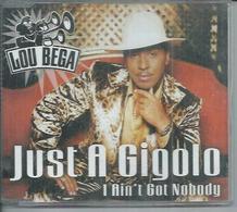 "CD  LOU BEGA - "" JUST A GIGOLO - + 4  TITRES ( MAXI CD ) - Music & Instruments"