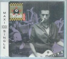 "CD  THE CLASH  - "" SHOULD I STAY OR SHOULD I GO "" - + 3  TITRES ( MAXI CD ) - Music & Instruments"