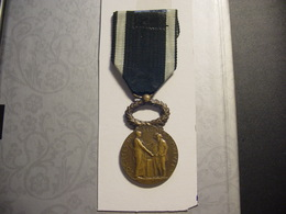 """Médaille : """"Sociétés De Secours Mutuels"""" - Ministère Travail Et Prévoyance - Francia"""
