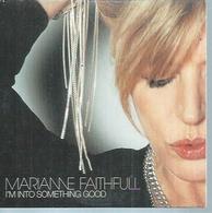 """CD  MARIANNE FAITHFULL  - """" I'M INTO SOMETHING GOOD """" - - Other - English Music"""