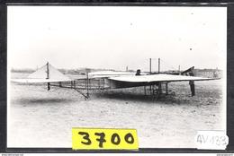1592 AV131 AK PC CARTE PHOTO LE MONOPLAN DELABROSSE PHOT. S.A.F.A.R.A. NC TTB - ....-1914: Precursori