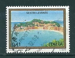 2003 SESTRI LEVANTE Serie Turistica  USATO - 6. 1946-.. Repubblica