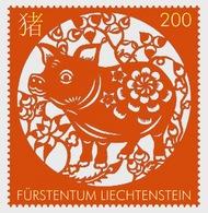 Liechtenstein - Postfris / MNH - Chinese Tekens Van De Dierenriem, Jaar Van Het Varken 2018 - Liechtenstein