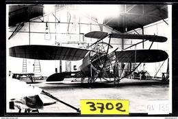 1595 AV135 AK PC CARTE PHOTO MONOPLAN BERTRAND ESSAYE A SATORI 1910 PHOT. S.A.F.A.R.A. NC TTB - ....-1914: Precursori