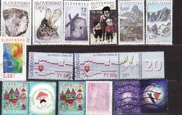 Slovakia-Slovaquie 2013 , Gebraucht-oblitérée - Slovaquie