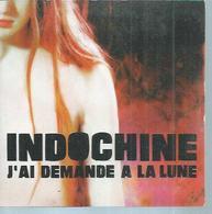 "CD   INDOCHINE  "" J'AI DEMANDE A LA LUNE "" - 3 TITRES - Music & Instruments"