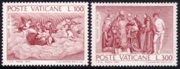 Vatican 0611/12** Le Titien - Neufs