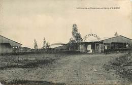 MADAGASCAR - Camp D'Ambre,infirmerie Et Casernes. - Madagascar