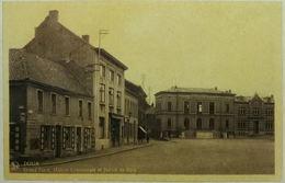 Dour Grand'place, Maison Communale, Justice De Paix - Dour