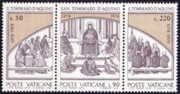 Vatican 0576/78** Thomas D'Aquin - Neufs