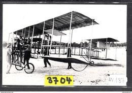 1598 AV137 AK PC CARTE PHOTO LE BIPLAN DE JACQUELIN A ISSY AOUT 1910 PHOT. S.A.F.A.R.A. NC TTBPHOT. S.A.F.A.R.A. NC TTB - ....-1914: Precursori
