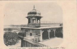 ***  INDE  ***  ZENANA  In FORT AGRA -  Unused TTBE - India