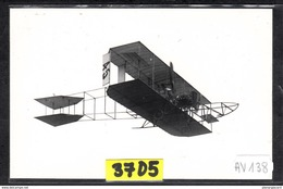 1599 AV138 AK PC CARTE PHOTO LE BIPLAN SAVARY 1910 PHOT. S.A.F.A.R.A. NC TTB - ....-1914: Precursori