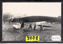 1601 AV141 AK PC CARTE PHOTO AEROSTABLE MOREAU AVRIL 1913 PHOT. S.A.F.A.R.A. NC TTB - ....-1914: Precursori