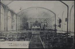 Dour Pensionnat De La Sainte Union Des Sacrés Cœurs - La Chapelle - Dour