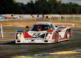 24 HEURES DU MANS , Sport Automobile , COUGAR - Le Mans