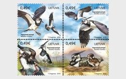 Litouwen / Lithuania - Postfris / MNH - Complete Set Vogels 2018 - Litouwen