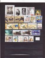 Slovakia-Slovaquie 2005, Gebraucht-oblitérés, Presque Une Année Complète, 1 Timbre Manquants - Slovaquie