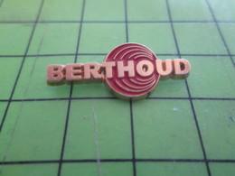 915b Pin's Pins / Beau Et Rare / THEME MARQUES : BERTHOUD Thoud Thoud Vous Saurez Thoud Sur Le Zizi - Golf