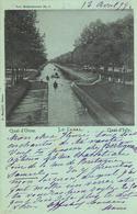 MULHOUSE - Quai D'Oran Et D'Isly,le Canal En 1899.(timbres Taxe) - Mulhouse