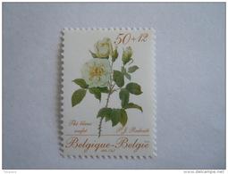België Belgique 1988 Rozen Roses Redouté Koningin Reine Louise-Marie Yv 2282 COB Timbre Du Bf 63 MNH ** - Unused Stamps