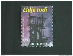 België Belgique 2004 Liège Luik Hoogovens Fourneaux De Cockerill Timbre 3277 Du Bf 111 MNH ** - Belgium