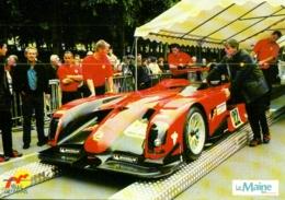 24 HEURES DU MANS , COURSE AUTOMOBILE , MICHEL VAILLANT En 2002 , DAMS Au Pesage , Le Leader - Le Mans