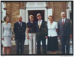 Belgie Belgique 1999 Huwelijk Marriage Philippe Filip & Mathilde Blok Bloc BF 82 2857 MNH ** - Blocks & Kleinbögen 1962-....