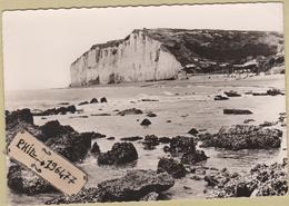 76 Les Petites Dalles - Cpsm / Les Rochers Et Les Falaises. - Autres Communes