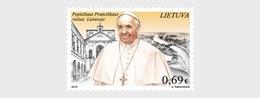 Litouwen / Lithuania - Postfris / MNH - Bezoek Van De Paus 2018 - Litouwen