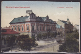 Udvozlet Kiskunfelegyhazahol - Kossuth Lajos Utca 1918 - Ungheria