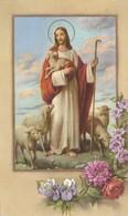 SANTINO - GESU' IL BUON PASTORE - Images Religieuses