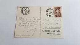 Carte Postale Moison Jamborée De La Paix 1947 - Francia