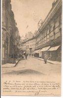 L150B_652 - Dijon - 79 La Rue Piron Et Les Galeries Dijonnaises - Carte Précurseur - Dijon