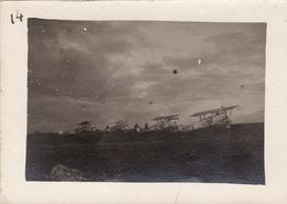 Photo 14-18 Avion Près Au Décollage (N°1040, 1098), Aviation (A202, Ww1, Wk 1) - 1914-1918: 1ste Wereldoorlog