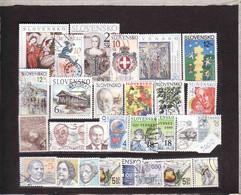 Slovakia-Slovaquie 2000, Gebraucht-oblitérés, - Slovaquie