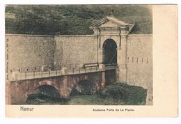CPA Dos Non Divisé : NAMUR - Ancienne Porte De La Plante - Namur