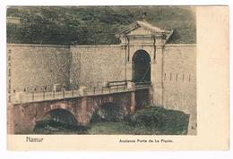 CPA Dos Non Divisé : NAMUR - Ancienne Porte De La Plante - Namen