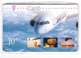 GERMANY Prepaid B-562 - T-Card - Traffic, Airplane - In Blister - Deutschland