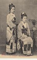 COCHINCHINE VIET NAM  Saïgon Deux Beautés Japonaises - Vietnam