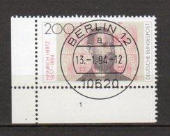 Bund   1710  Gestempelt  Formnummer - BRD
