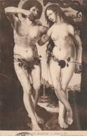 Arts : Gossaert Dit Mabuse ( Adam Et éve ) Musée De Bruxelles - Peintures & Tableaux