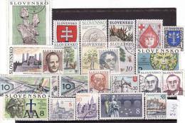 Slovaquie - Slovakia 1993, Oblitérés, Used - Slovaquie